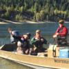 Boat Fishing Trip
